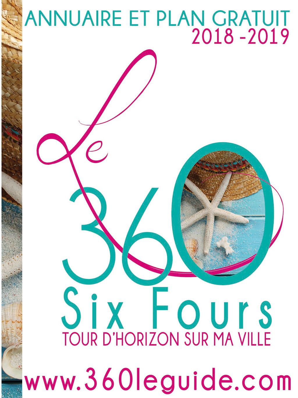 guides des commerces et artisans du 360 de la ville de la Croix Valmer