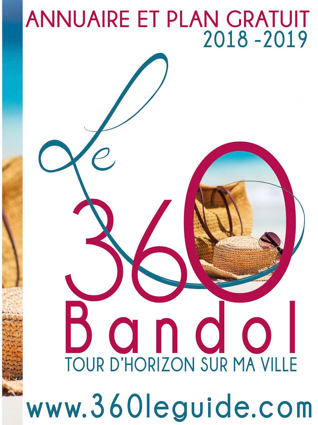 guides des commerces et artisans du 360 de la ville de Saint Cyr sur Mer