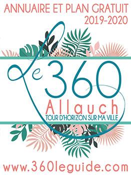 guides des commerces et artisans du 360 de la ville d'Allauch