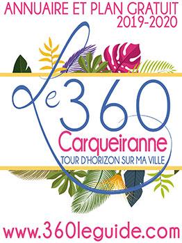 guides des commerces et artisans du 360 de la ville de Carqueiranne