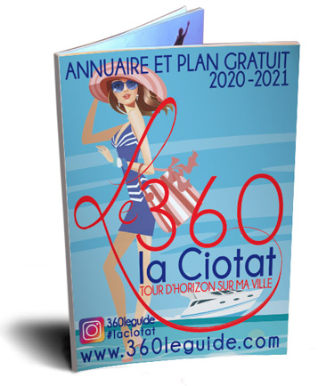 annuaire du 360 de la ville de La Ciotat