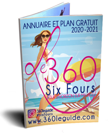 annuaire du 360 de la ville de Six-Fours