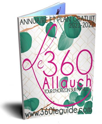 annuaire du 360 de la ville de Allauch