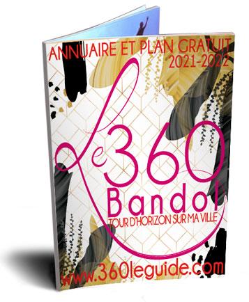 annuaire du 360 de la ville de Bandol