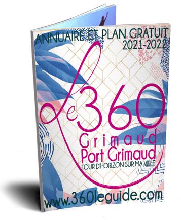 annuaire du 360 de la ville de Port Grimaud
