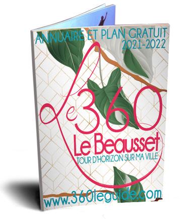 annuaire du 360 de la ville du Beausset