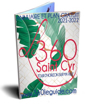 annuaire du 360 de la ville de Saint cyr